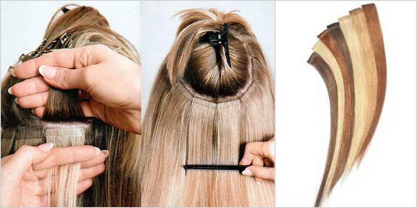 Какое наращивание волос лучше капсульное или ленточное
